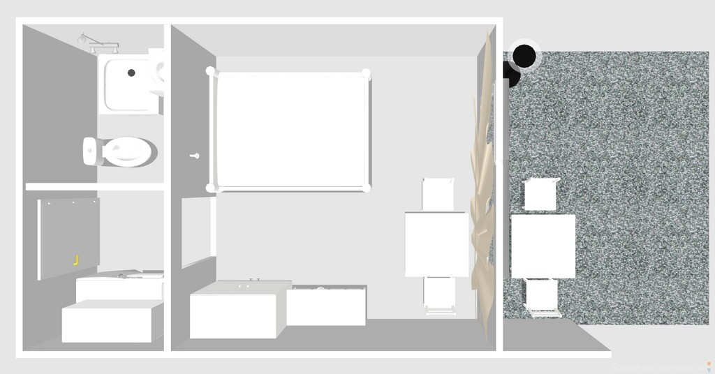 Grundriss Appartement 5