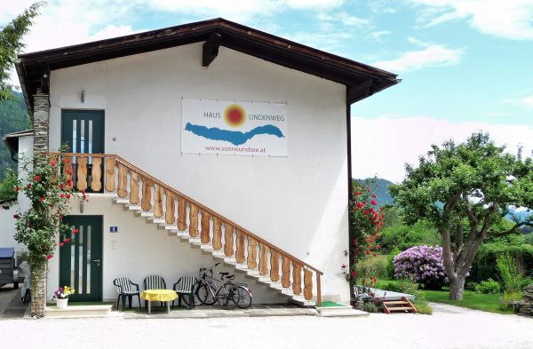 Haus Lindenweg Zugang