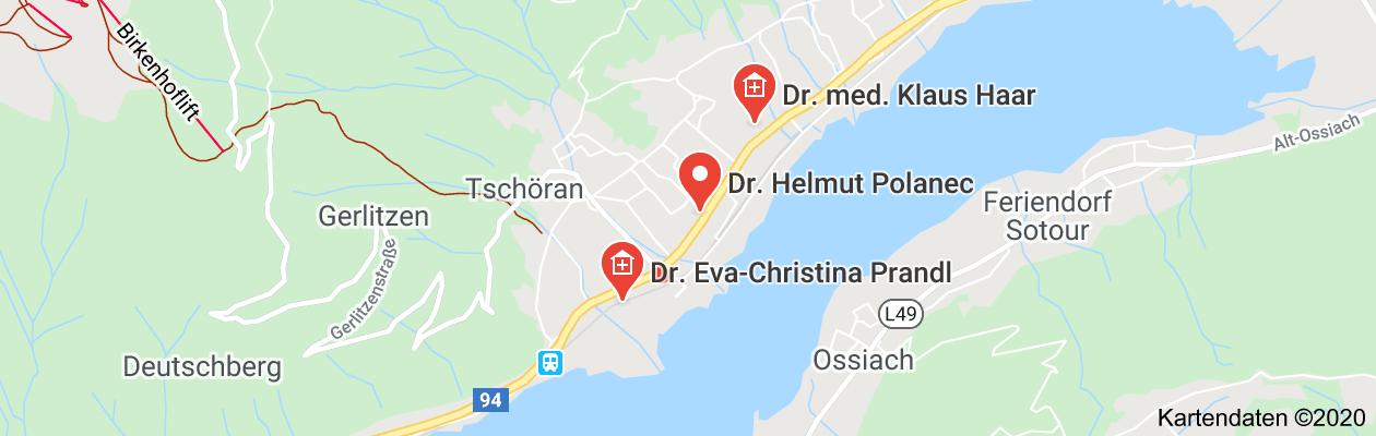 Ärzte in Bodensdorf