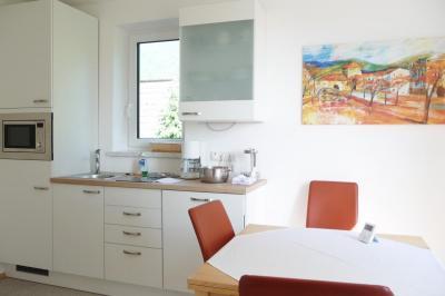 Wohnküche, Appartement 4